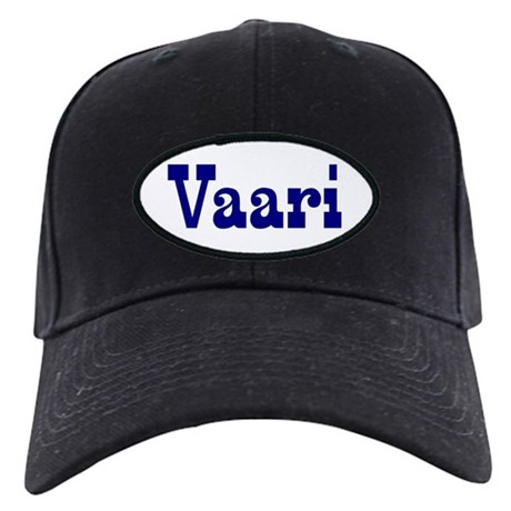 Vaari Black Cap