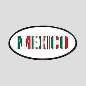 Mexico Grey Border Patch