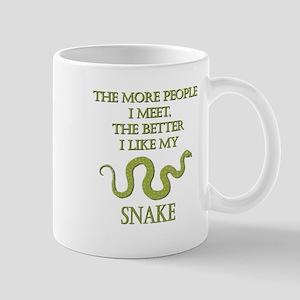Like My Snake Mug