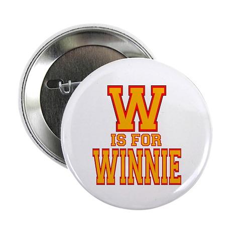 W is for Winnie Button