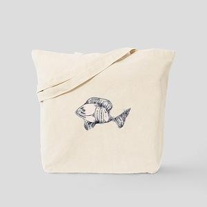 Anna Fish 1 Tote Bag