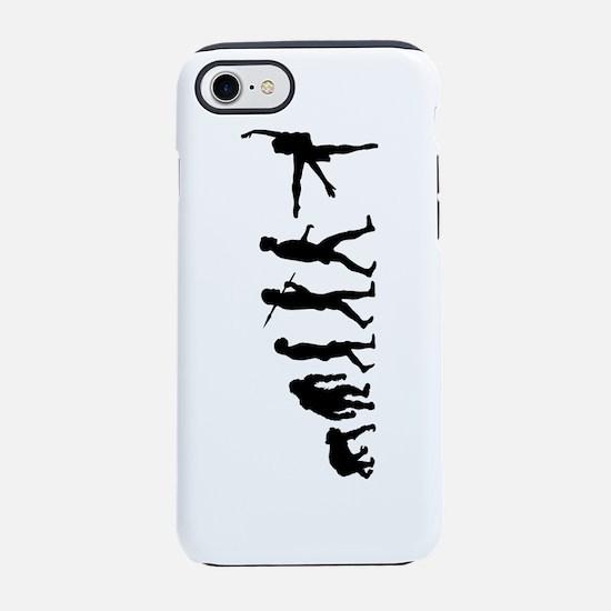 Evolution of Ballet iPhone 7 Tough Case