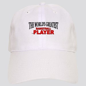 """""""The World's Greatest Basketball Player"""" Cap"""