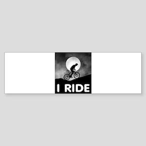 BIKER Bumper Sticker