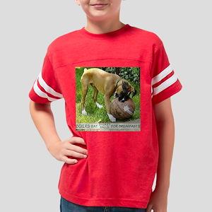 Jackson - Puppy - BBall 1 Youth Football Shirt