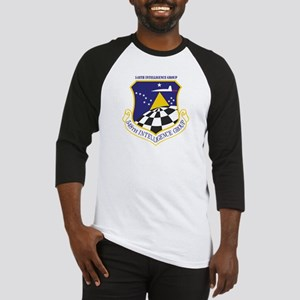 548th Intelligence Group With Text Baseball Jersey