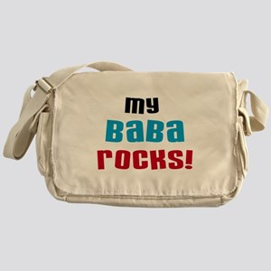 My Baba Rocks Messenger Bag