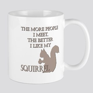 Like My Squirrel Mug
