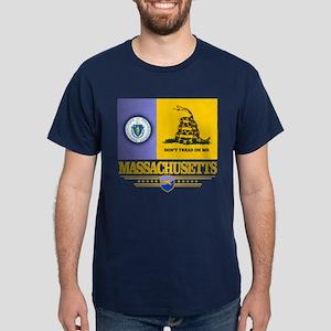 Massachusetts Gadsden Flag T-Shirt