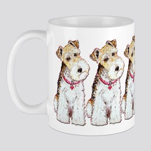 Housebroken! Wire Fox Terrie Mug