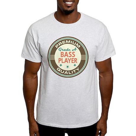 Bass Player Vintage Light T-Shirt