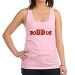 Homey Depository HD Parody Racerback Tank Top
