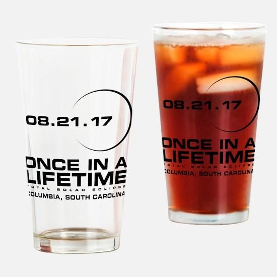 Unique South carolina Drinking Glass