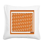Homey Depository HD Parody Square Canvas Pillow