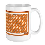 Homey Depository HD Parody Large Mug