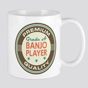 Banjo Player Vintage Mug