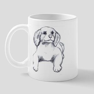 Cute Puppy Mug