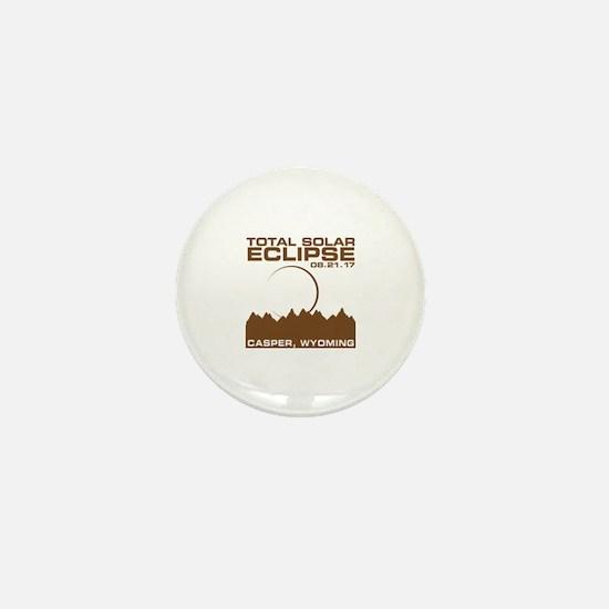 Funny Wyoming Mini Button