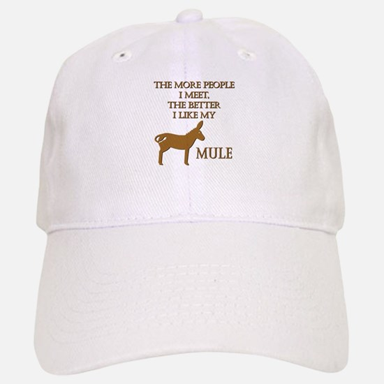 Like My Mule Cap