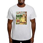 Gordon Robinson Ash Grey T-Shirt