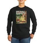 Gordon Robinson Long Sleeve Dark T-Shirt