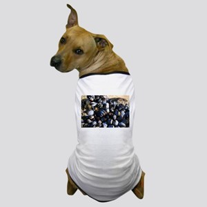 Mussels Dog T-Shirt