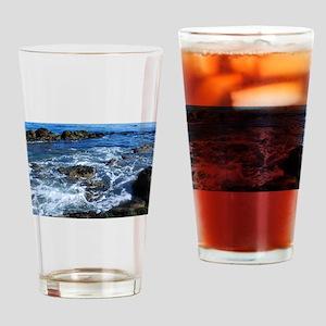 Ocean Drinking Glass