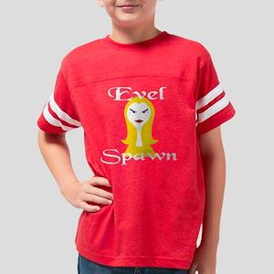 evelspawntrans Youth Football Shirt