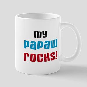 My Papaw Rocks Mug