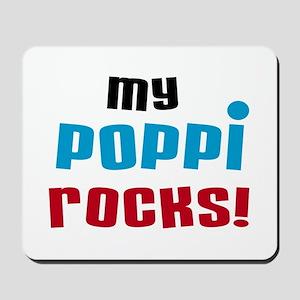 My Poppi Rocks Mousepad