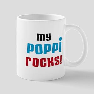 My Poppi Rocks Mug