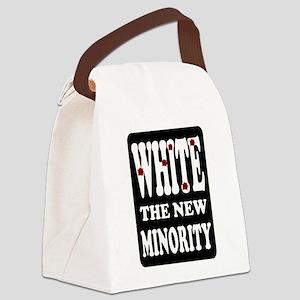 WHITEY Canvas Lunch Bag