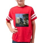 HUNGARYtile coaster and tile  Youth Football Shirt