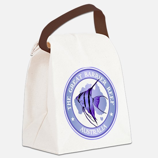 Australia -The Great Barrier Reef Canvas Lunch Bag