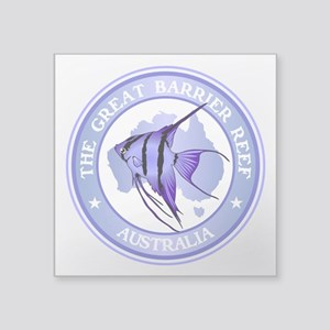 Australia -The Great Barrier Reef Sticker