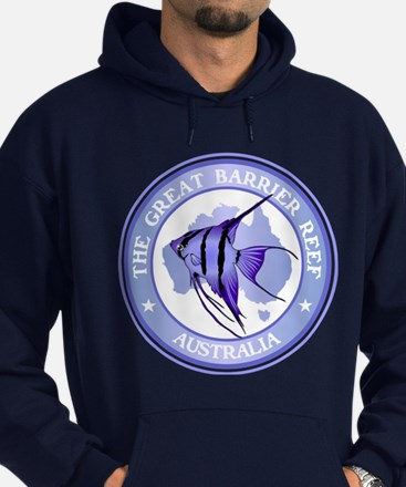 Australia -The Great Barrier Reef Hoody