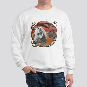 Warrior Pony Sweatshirt