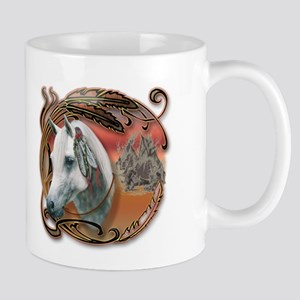 Warrior Pony 11oz. Mug