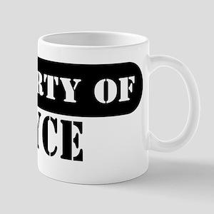 Property of Joyce Mug