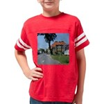 austrian roadsTILE BOX Youth Football Shirt