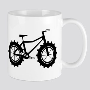 Fat Tire Logo no words Mug