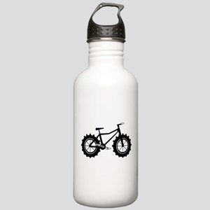 Fat Tire Logo no words Water Bottle