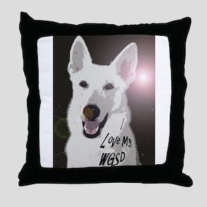 I love my WGSD Throw Pillow