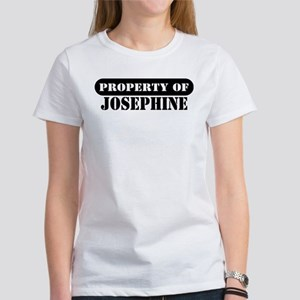 Property of Josephine Women's T-Shirt
