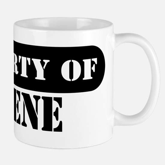 Property of Jolene Mug