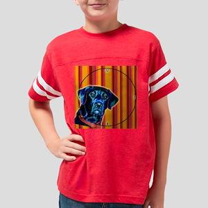 labclock Youth Football Shirt