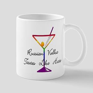 Boycott Russian Vodka Mug