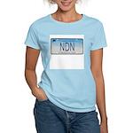 Connecticut NDN Women's Pink T-Shirt