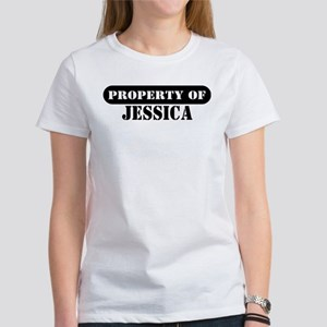 Property of Jessica Women's T-Shirt