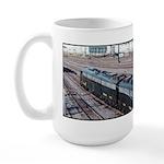 Conrail OCS Train Large Mug